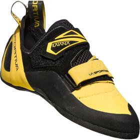 La Sportiva Katana Klimschoenen Heren, geel